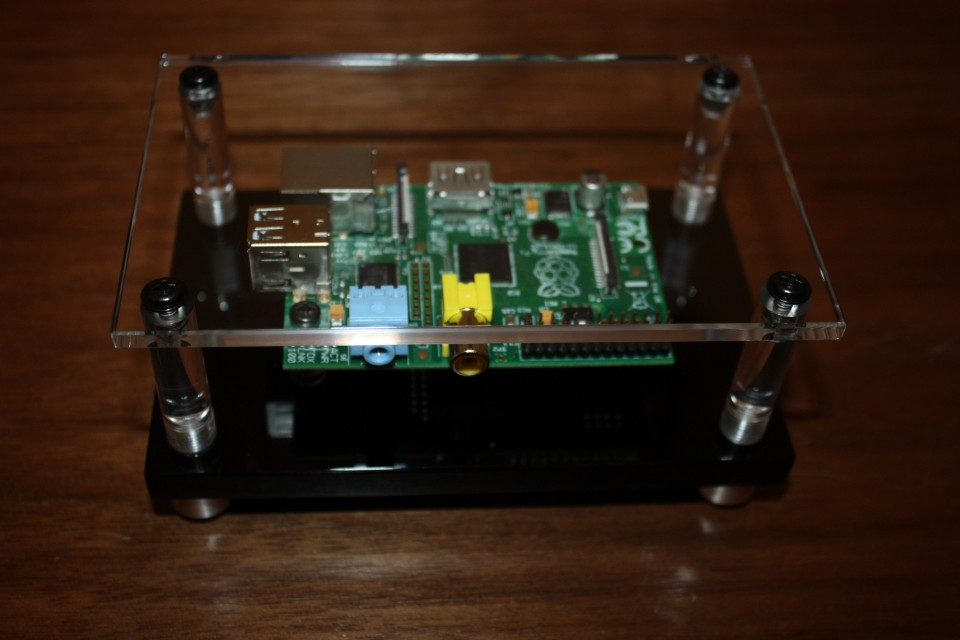 Case for RaspberryPi